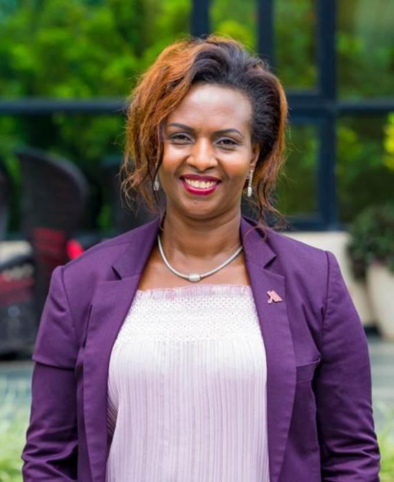 Nicole Ingabire Marriott pic 2 bis